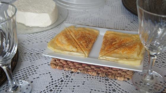 Pão de queijo na sanduicheira, receita provada e aprovadíssima!