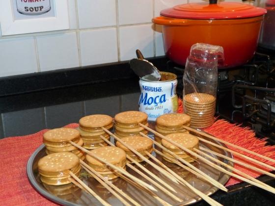 Pirulito de biscoito 5